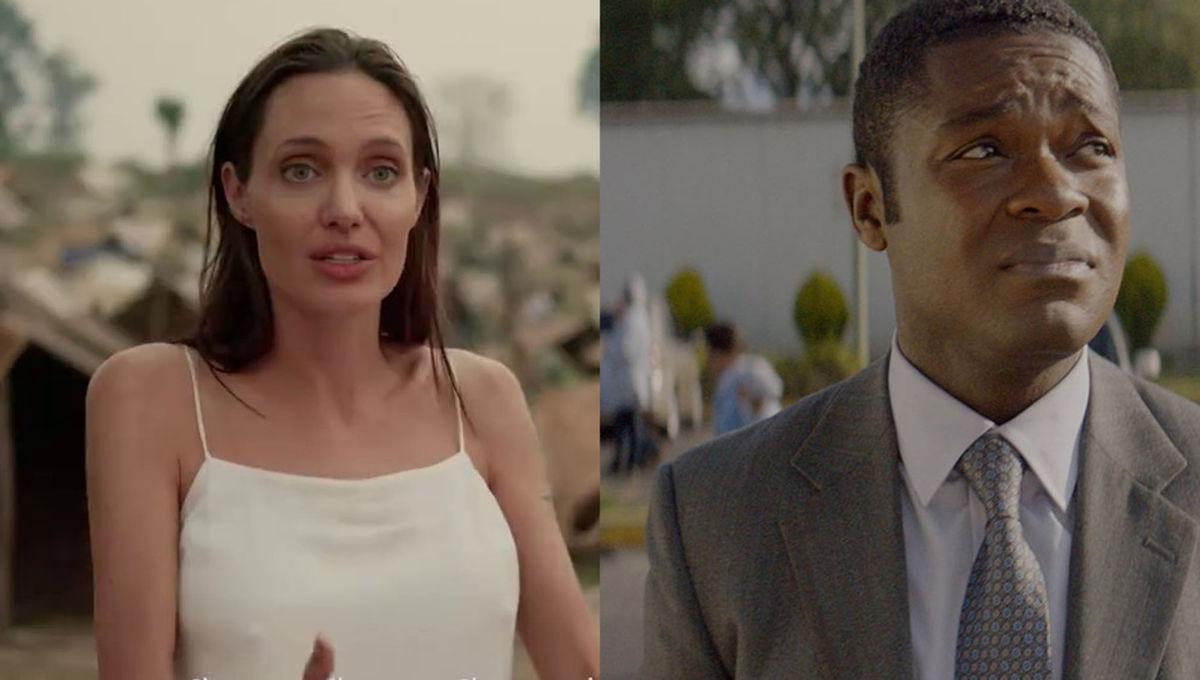 Angelina Jolie & David Oyelowo