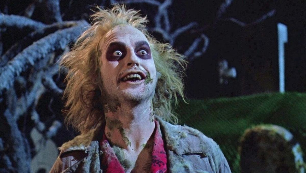 First look at the 'younger, punkier' take on Beetlejuice for Broadway Beetlejuic...