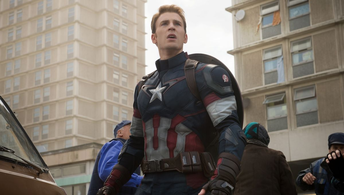 Chris Evans Says Farewell To Captain America And Twitter And Ryan