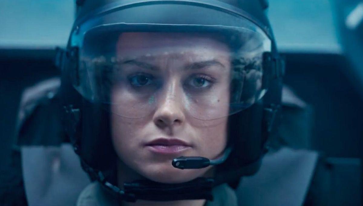 Captain Marvel Brie Larson