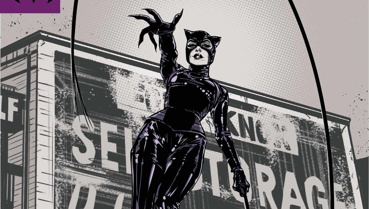 Exclusive preview: Catwoman #4 looks at Selina Kyle's past — and drops some bombs