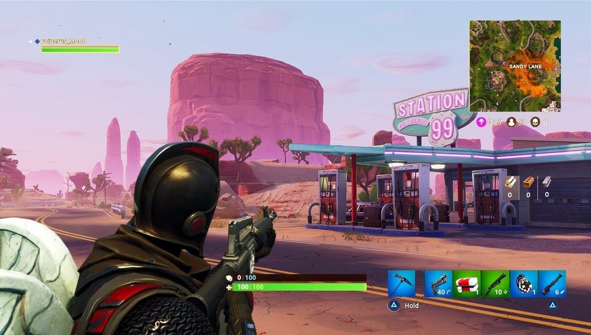Epic Games Suing Youtuber Over Fortnite Mods Syfy Wire