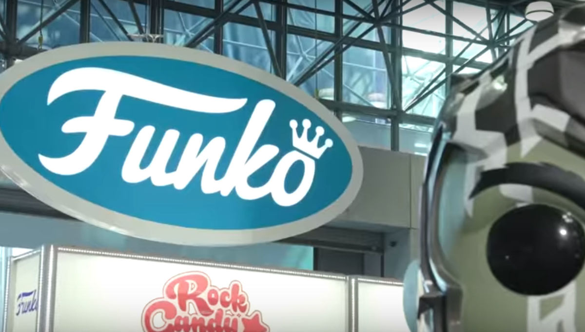 Funko New York Comic Con