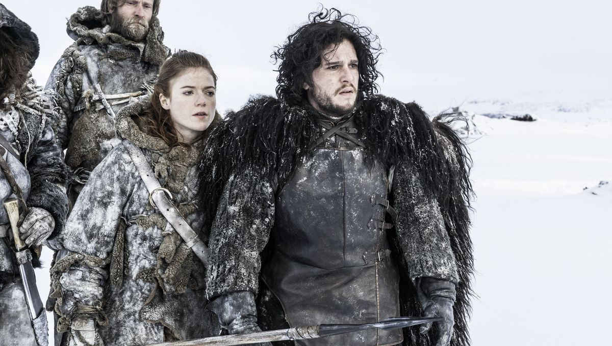 Jon Snow And Ygritte Finally Say I Do Syfy Wire