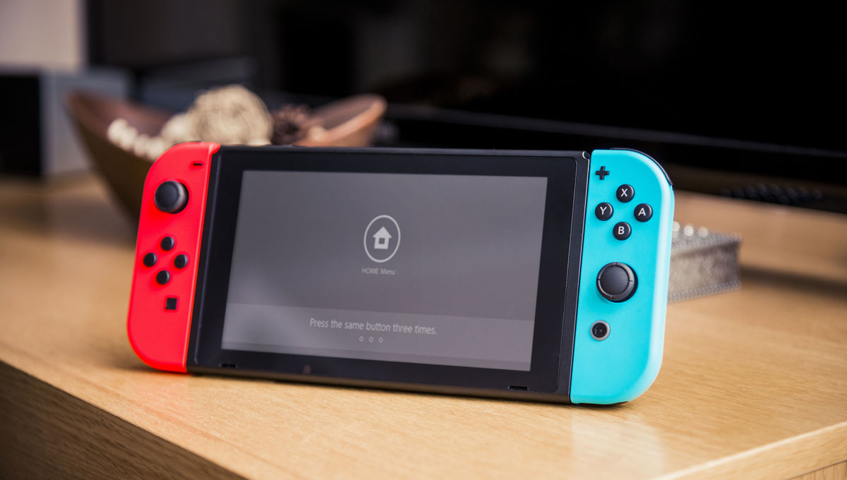 Anxiety and the single-function benefit of the Nintendo Switch