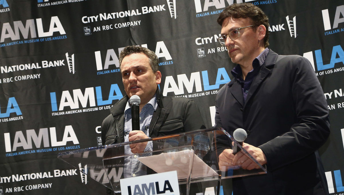 Russo Brothers Joe and Anthony Russo