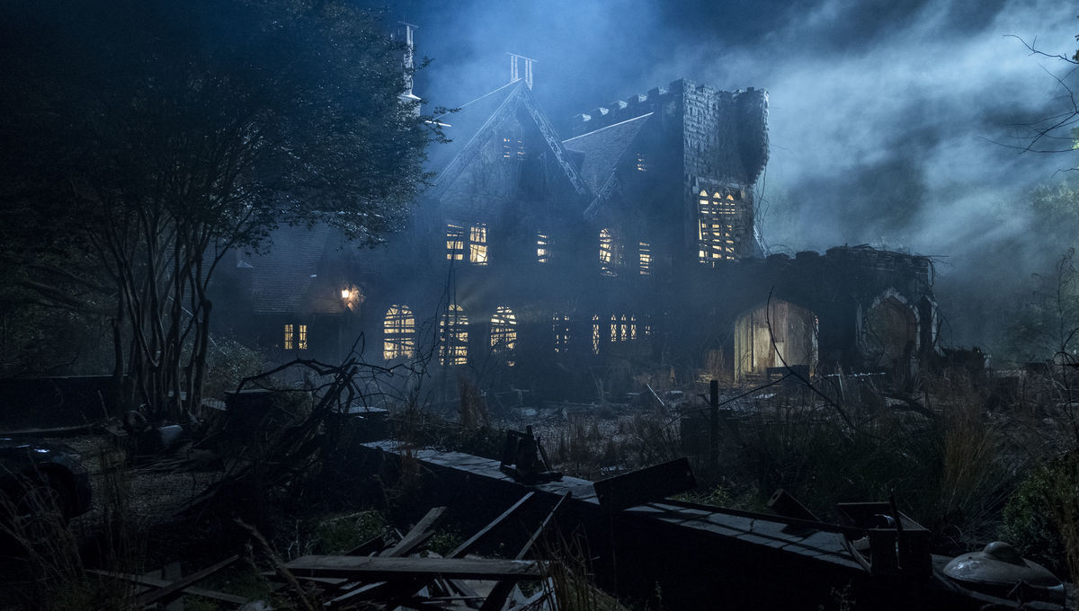 The Haunting of Hill House: Experts weigh in on how to sell a real-life haunted ...