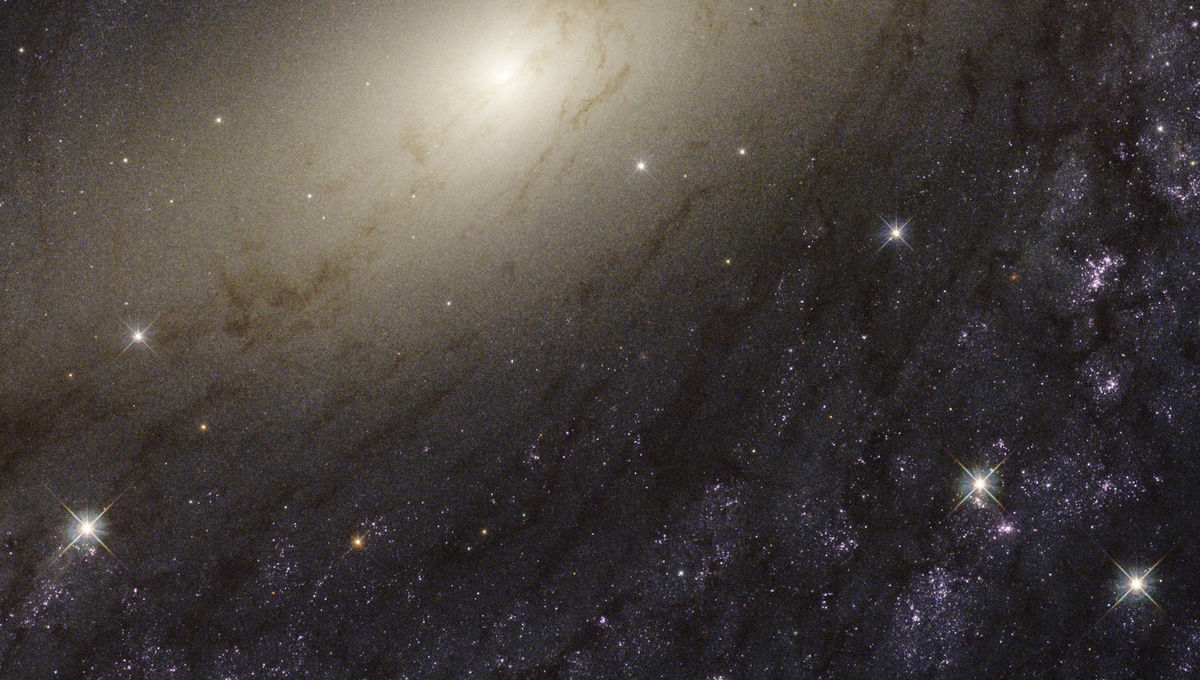 01dcc698816f3 The central region of the gorgeous spiral galaxy NGC 6744, imaged using the  Hubble Space