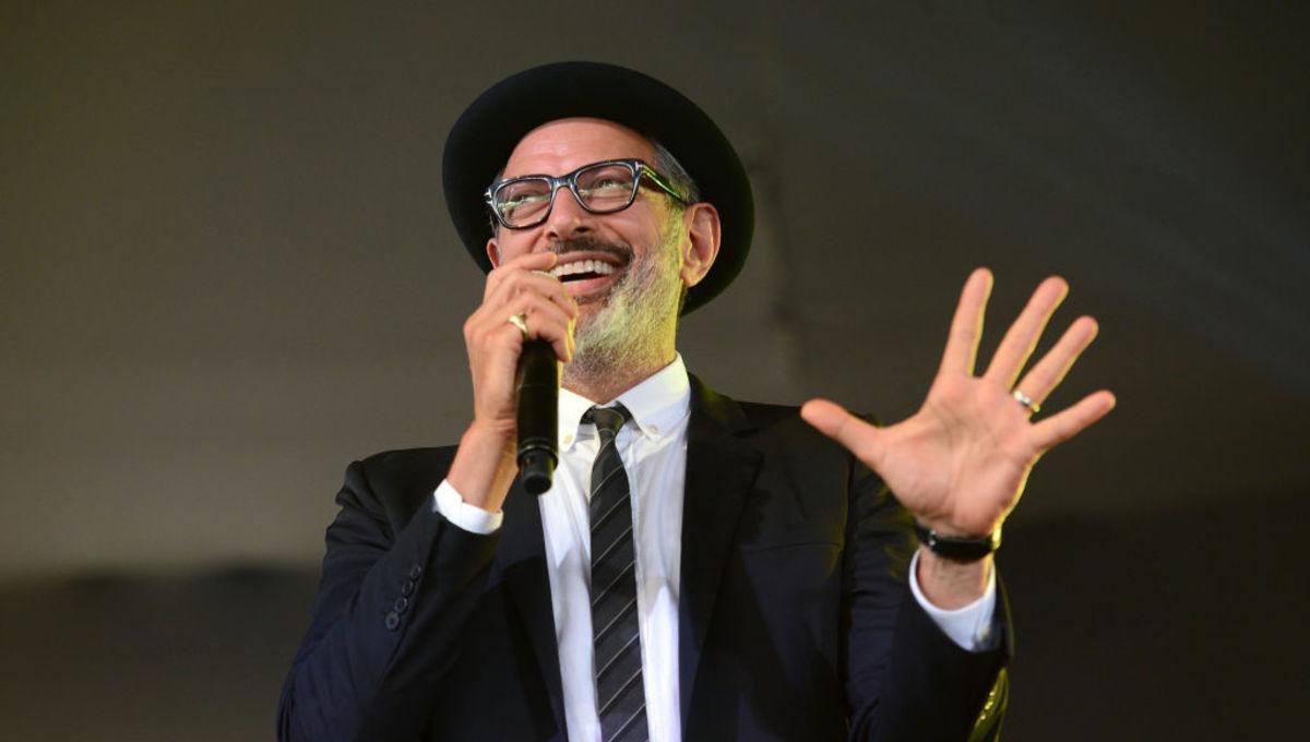 Jeff Goldblum jazz
