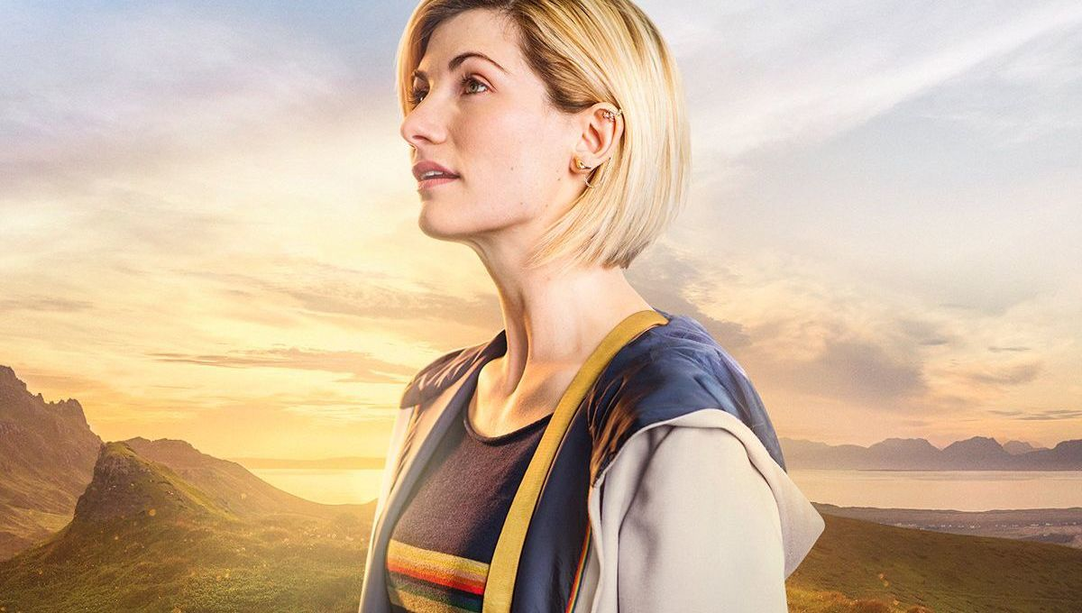 Thank you, Doctor Who, for telling us we're going to be OK