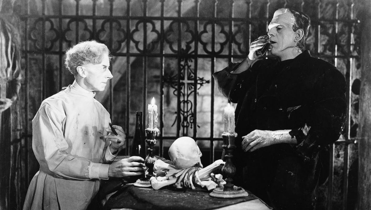 Karloff Bride of Frankenstein