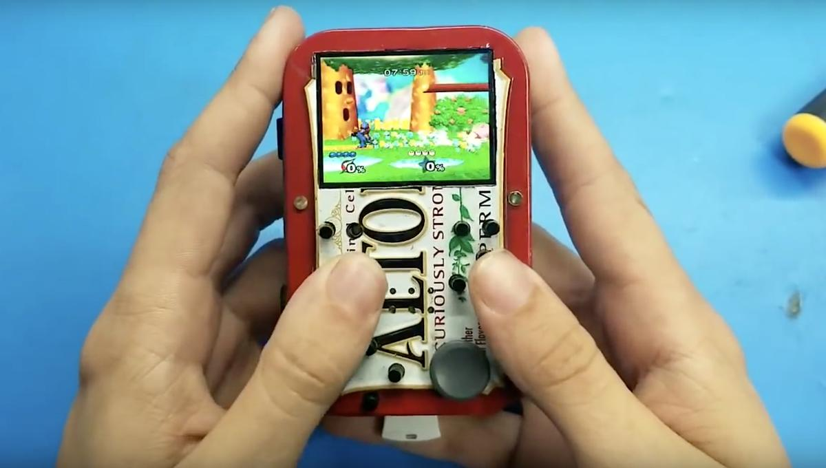 This guy crammed a fully-functioning Wii into an Altoids tin, and it's as weird as it sounds