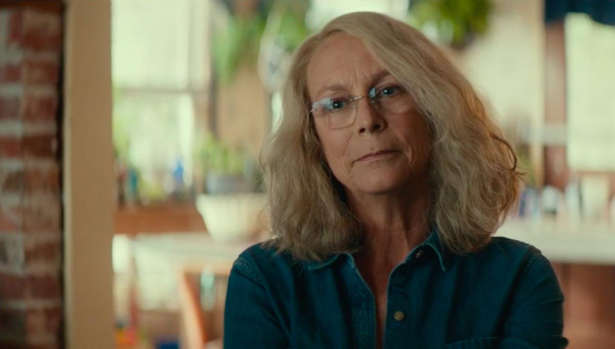 Jamie Lee Curtis Has A Second Role In Halloween Reboot