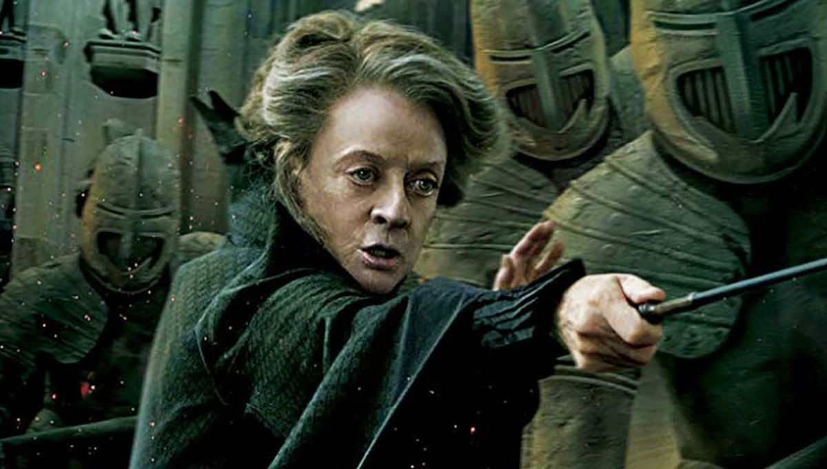 professor minerva mcgonagall s best moments in harry potter