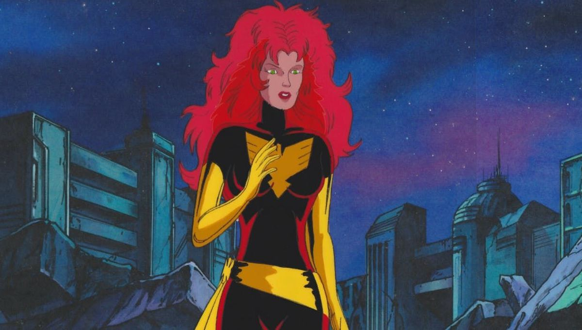 The X-Men animated series version of the Phoenix Saga was confusing but worth it