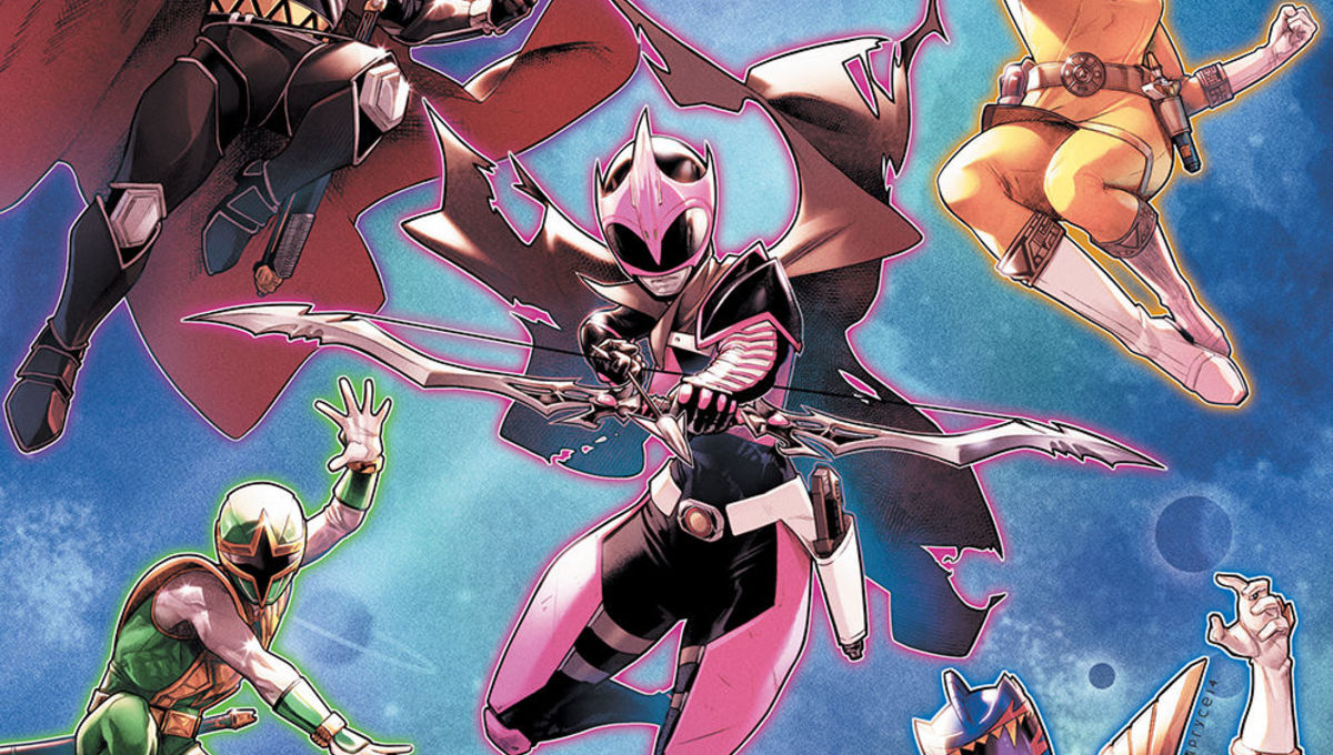 2ff372df0 Post-Shattered Grid, Mighty Morphin Power Rangers begin a mysterious new era