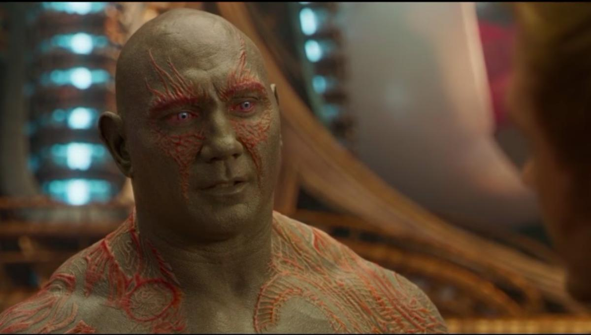 With Guardians stalled, Dave Bautista joins new Fantasy Island Dave Bautista pla...