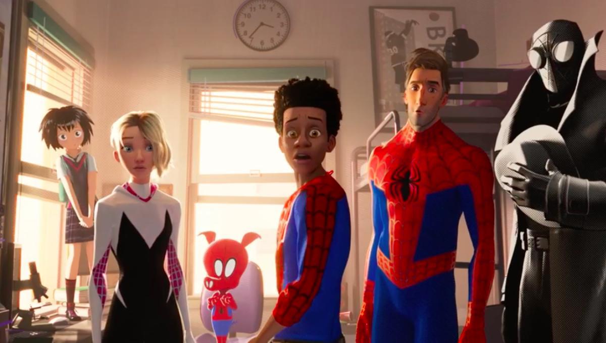 New Into the Spider-Verse trailer introduces John Mulaney's Spider-Ham, Nic Cage's Spider-Man Noir