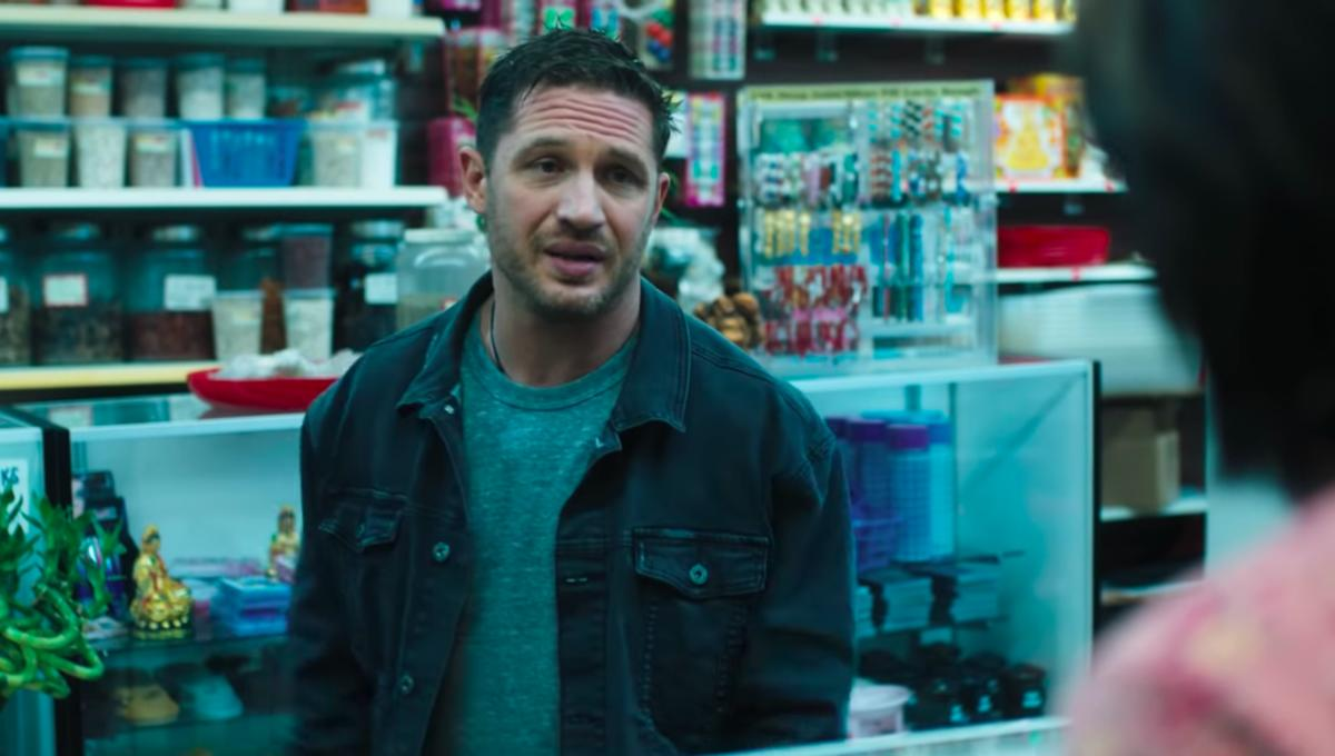 Venom S Tom Hardy Clarifies His Statement About Those 30 40 Minutes Of Cut Footage