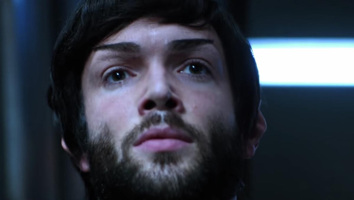 Image result for star trek discovery season two  gifs/spock