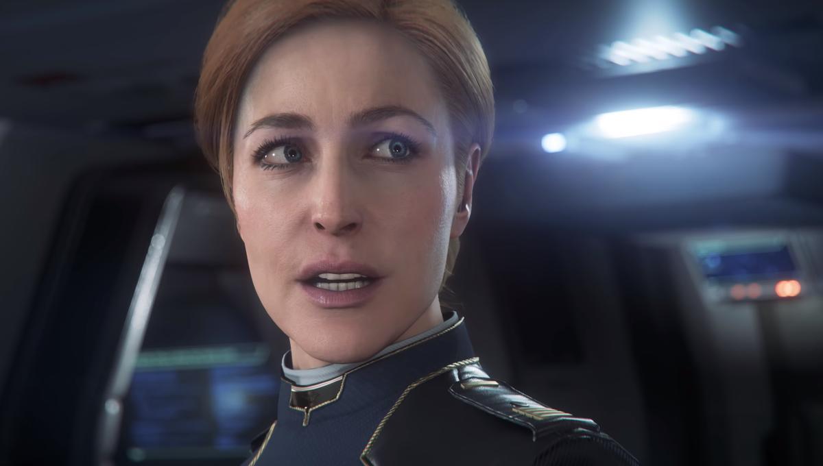 Luke Skywalker meets Scully in nerd icon-filled Squadron 42 trailer