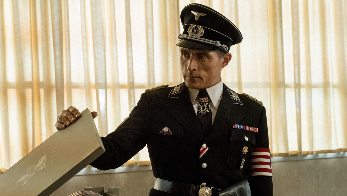 The Man in the High Castle: Our set visit puts us in a Nazi