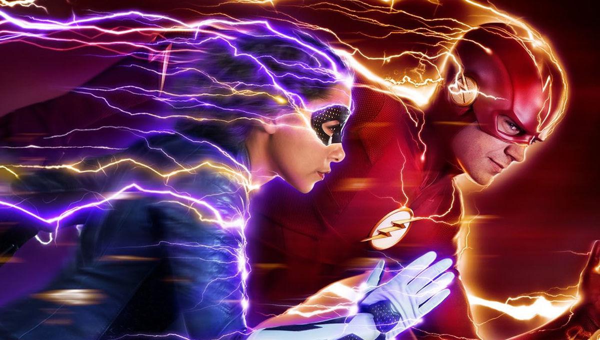 The Flash season 5 poster