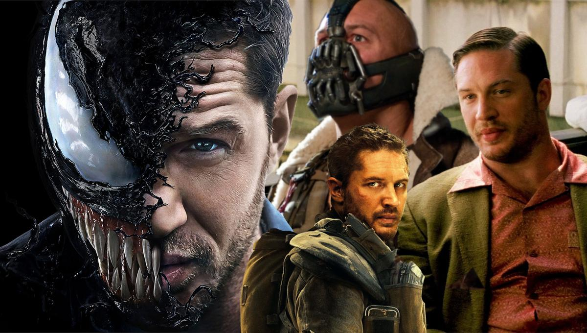 Tom Hardy's Weird Accents
