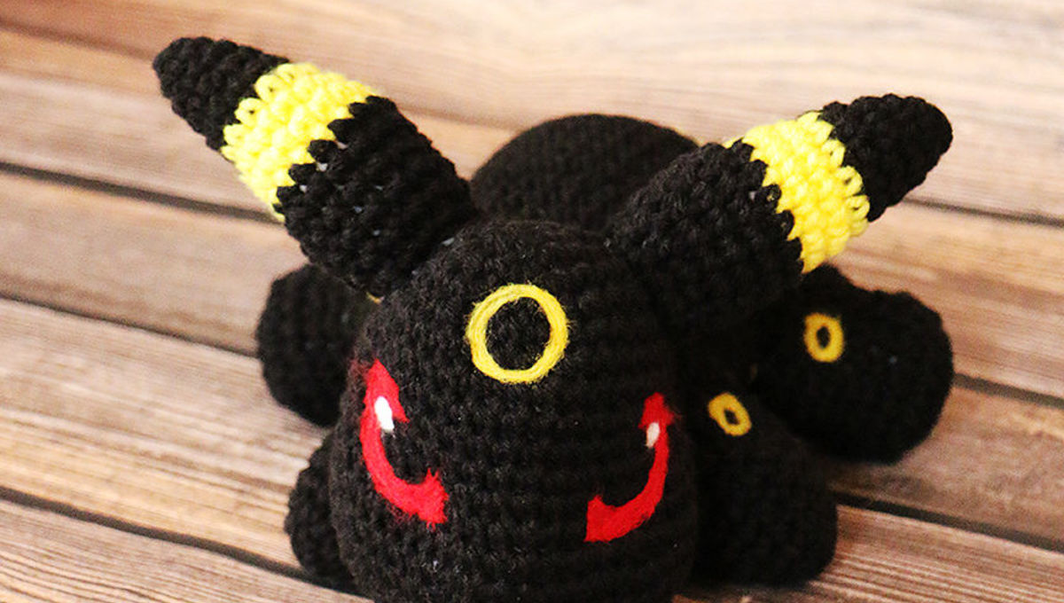 Amigurumi Artist Jennifer Nolan Wants You To Play Crochet