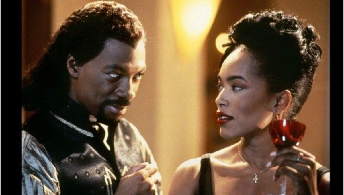 17 thoughts we had while watching Vampire in Brooklyn | SYFY WIRE