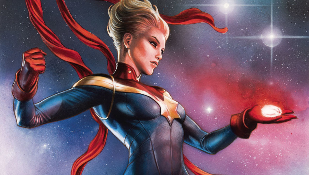 Everything We Know About Captain Marvel So Far Syfy Wire