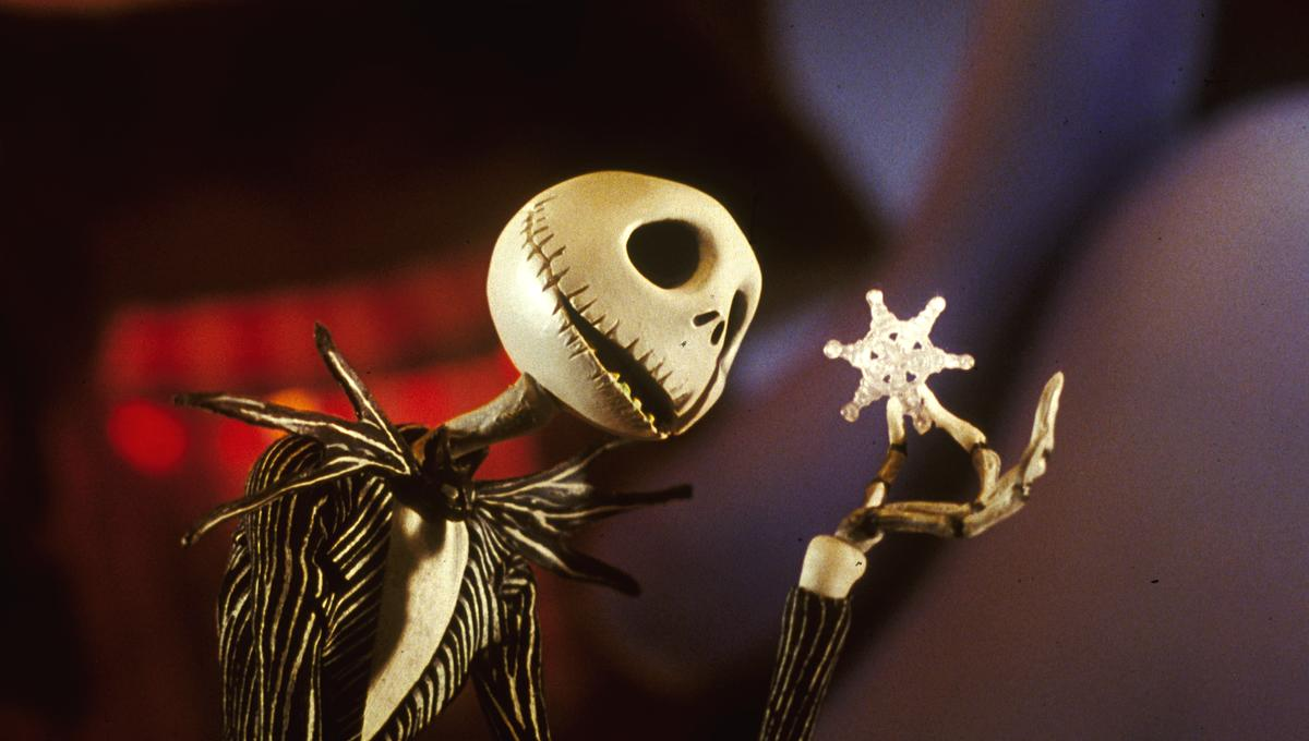 Nightmare Before Christmas Aesthetic Wallpaper.How Tim Burton And Henry Selick Made Nightmare Before