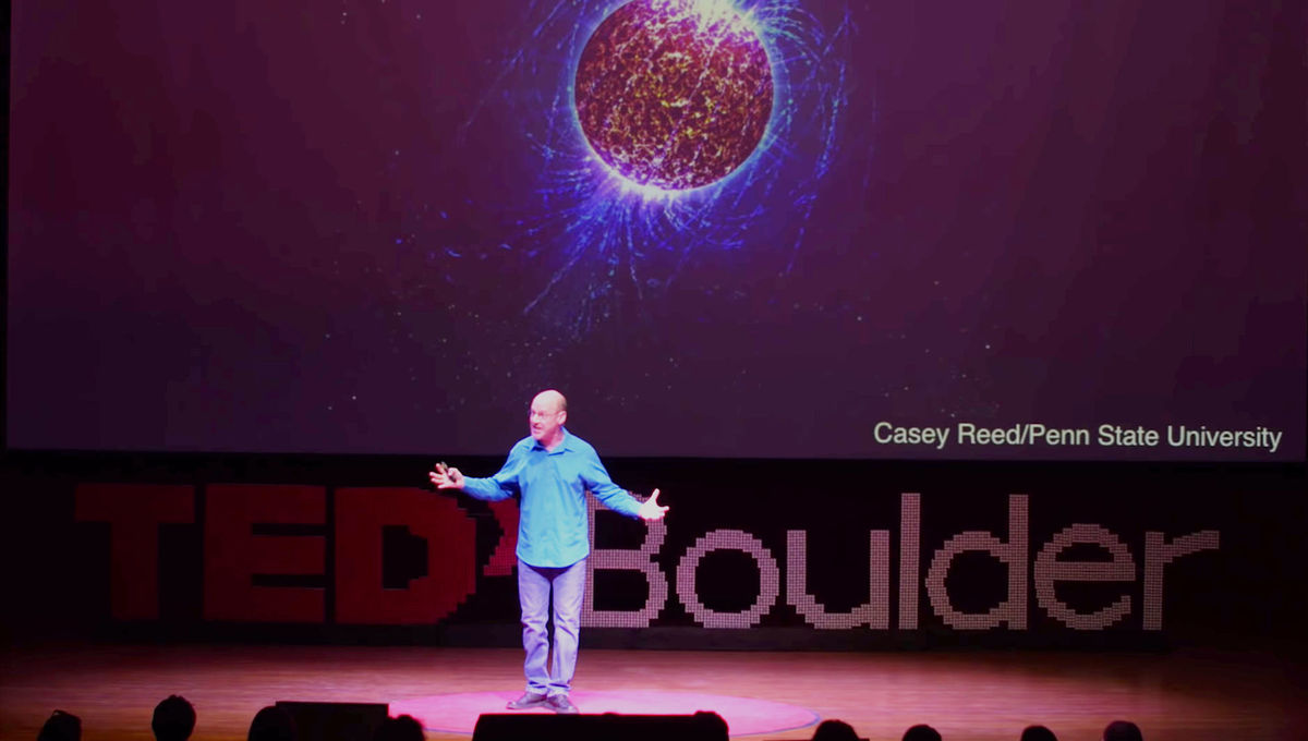 My TED talk: Science learns by making mistakes… and admitting them