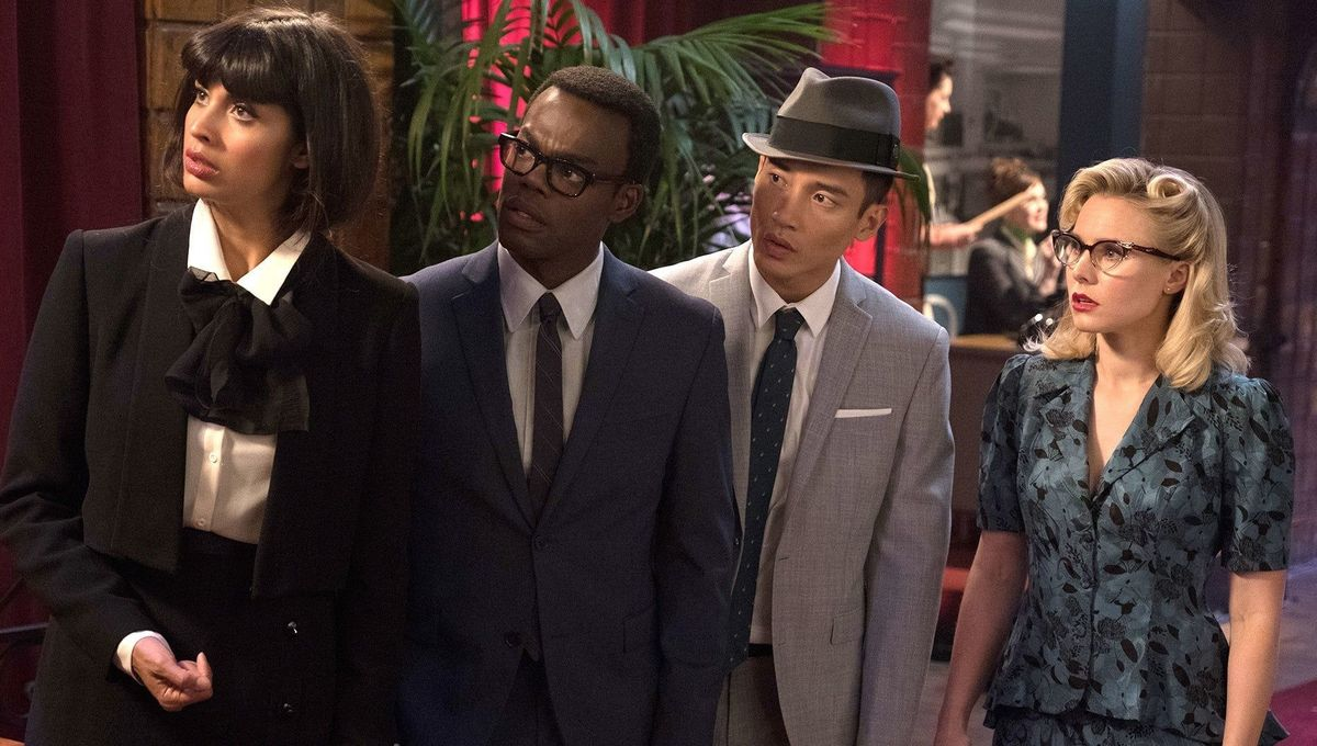 The good place included in emmy list