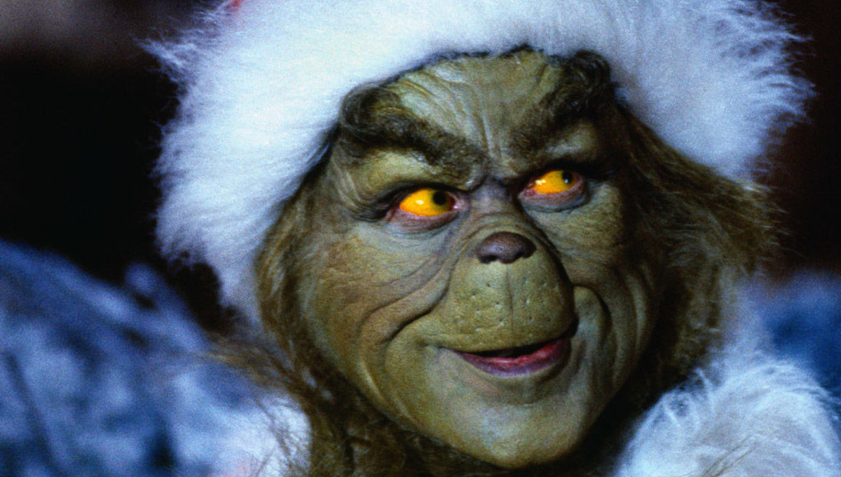 How The Grinch Stole Christmas Jim Carrey.How The Grinch Stole Christmas Syfy Wire