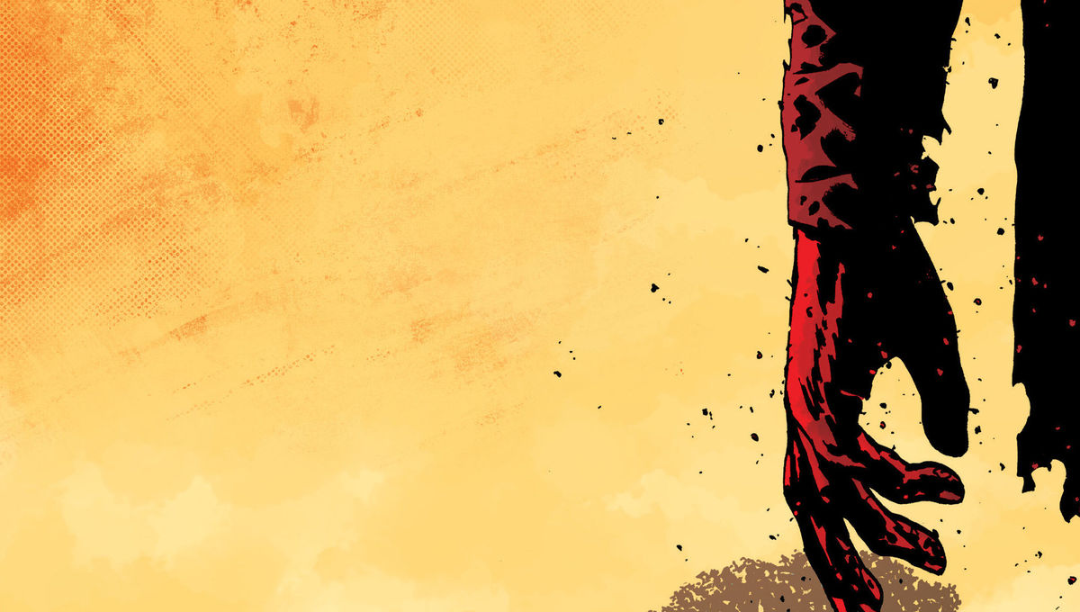 The Walking Dead artist: comic book end planned out 'four years'