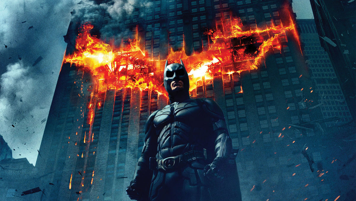 How the making of The Dark Knight made history