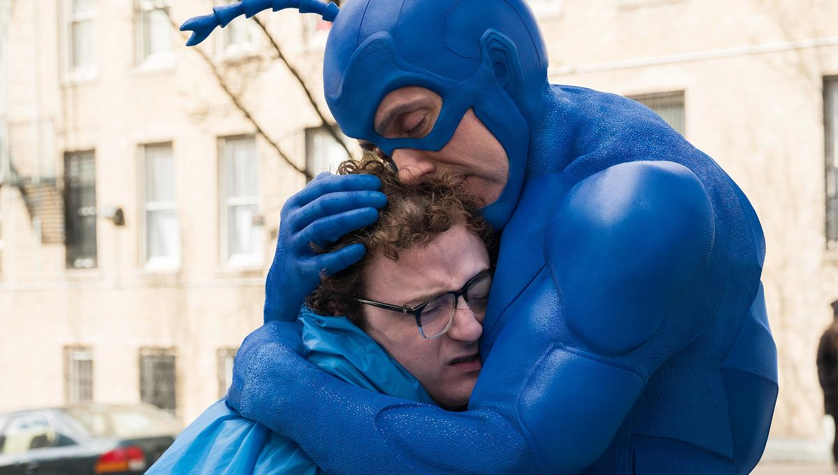 WIRE Buzz: The Tick gives up hope; Miley Cyrus' Black Mirror songs released; more