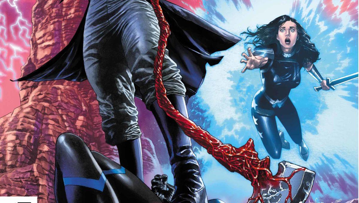 Titans #33 regular cover