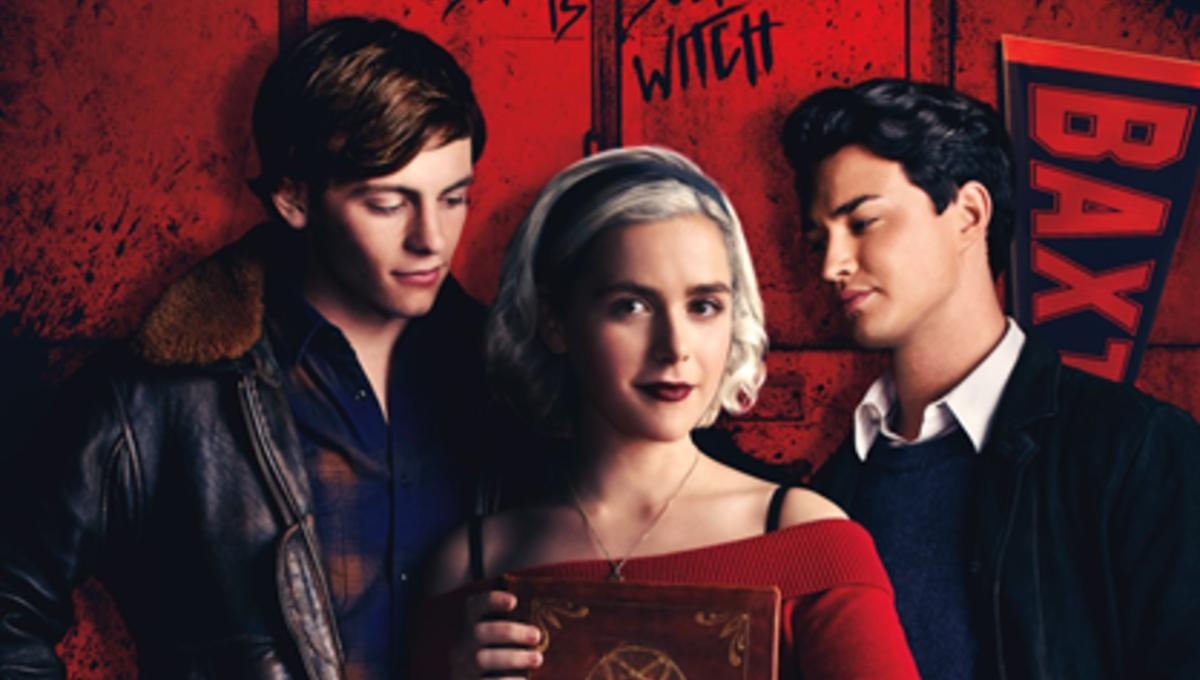 Chilling Adventures of Sabrina Part 2 poster