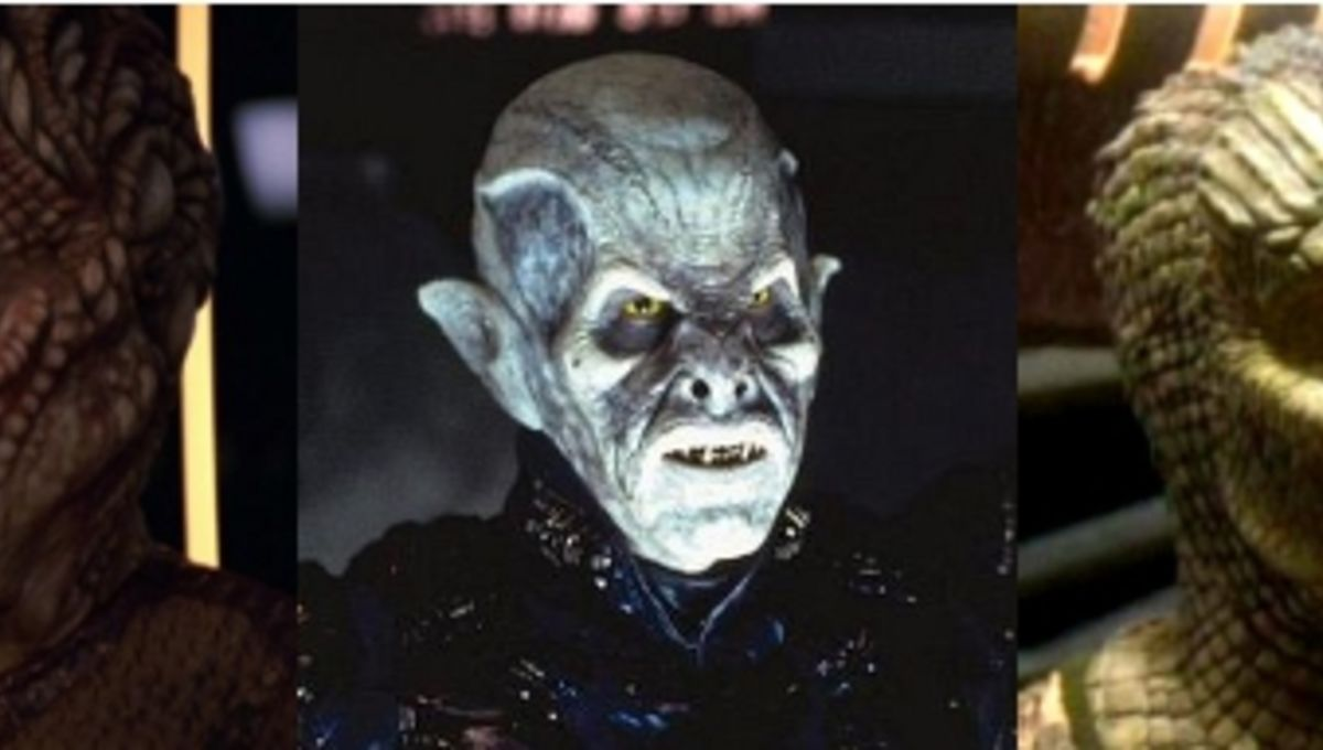 Face off against 14 eye-popping Michael Westmore makeup creations
