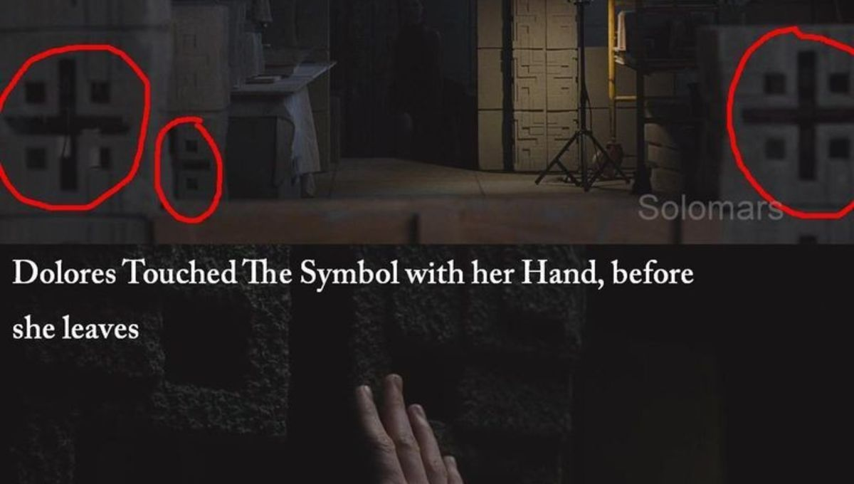 Westworld fan theorists have uncovered a secret symbol in