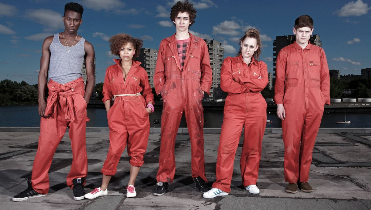 Cult Hit British Sci Fi Series Misfits Getting A Us Cable Tv