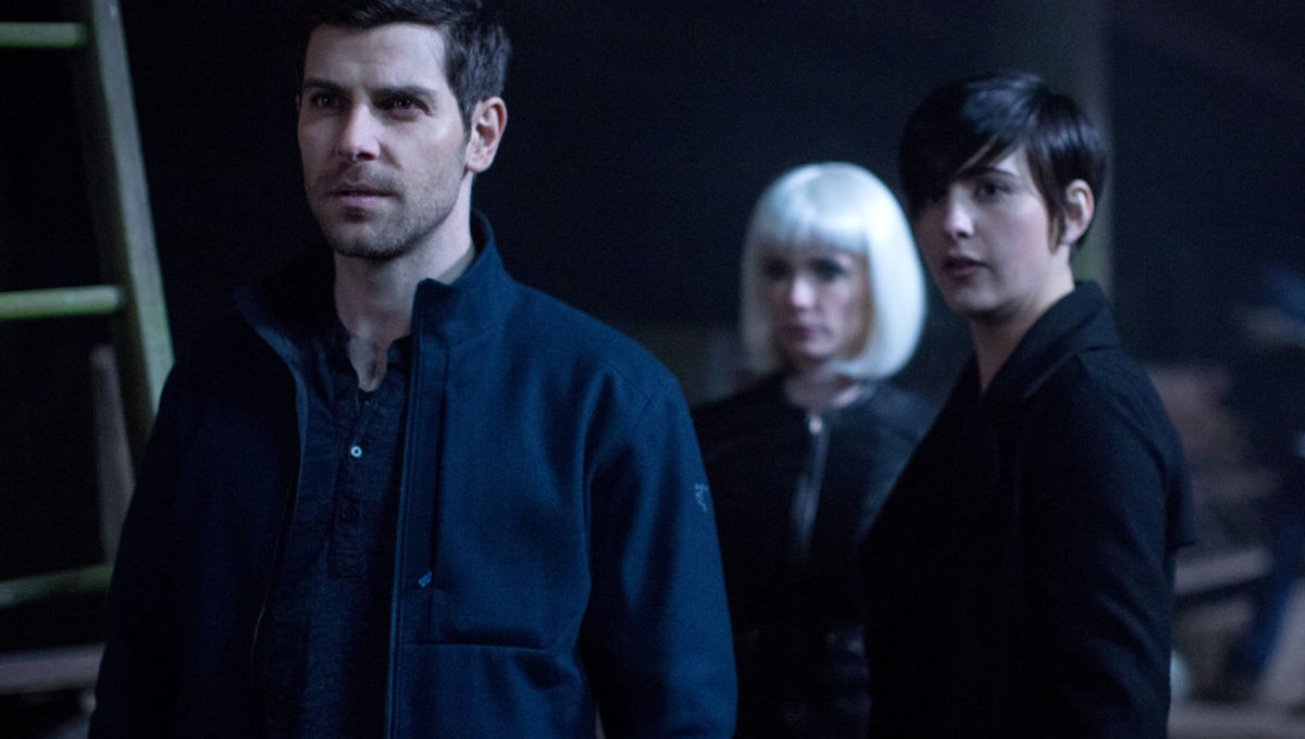 TV THIS WEEK: Beyond and Emerald City premiere, Grimm