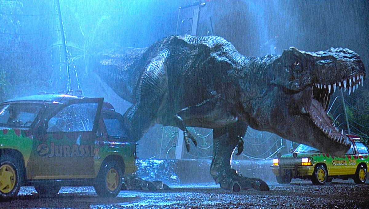 Image result for tyrannosaurus jurassic park