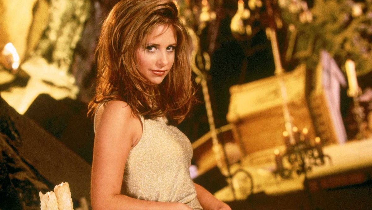 Are sarah michelle gellar as really. And