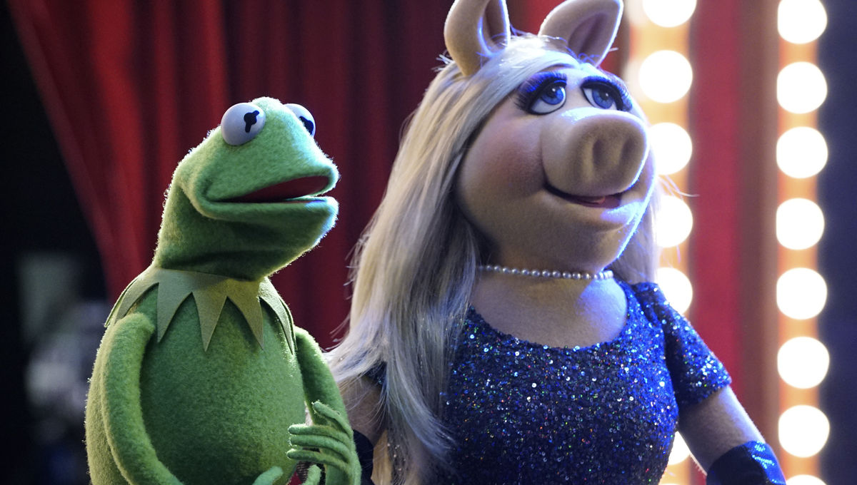 The Muppets - Kermit the Frog - Miss Piggy