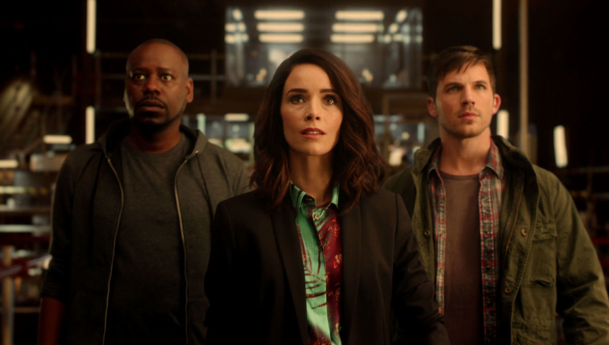 Timeless To Get Two Part Finale This Winter Syfy Wire