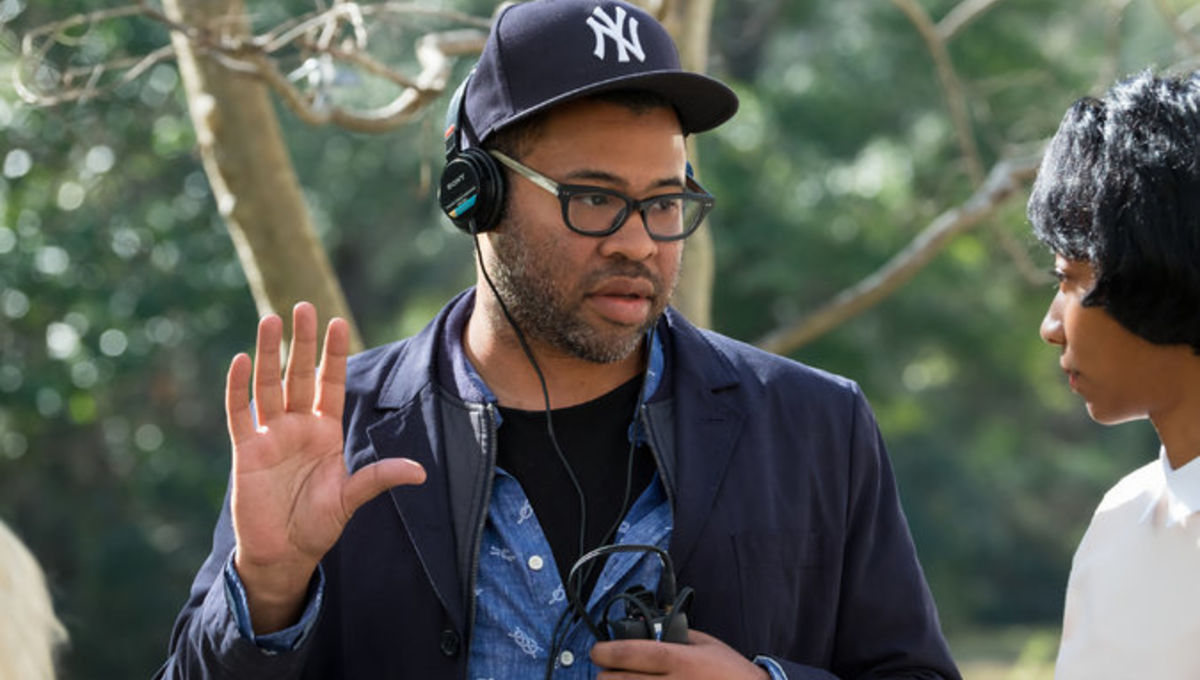 Jordan Peele responds to Get Out being considered in Golden Globe comedy category