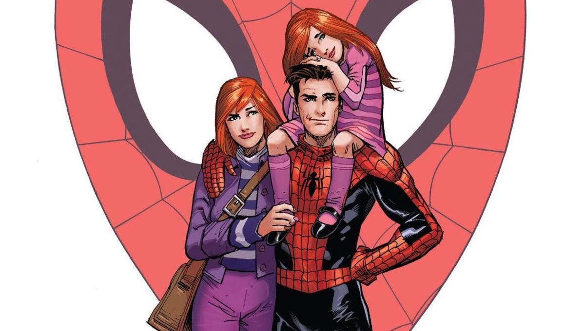 Don T Expect Peter Parker And Mary Jane To Ever Get Married Again In Marvel Comics Syfy Wire